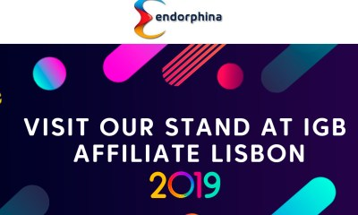 Lisbon will be for affiliates and Endorphina this October!