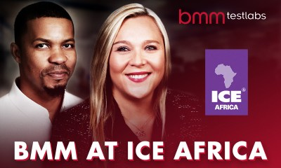BMM Testlabs Attends ICE Africa 2019