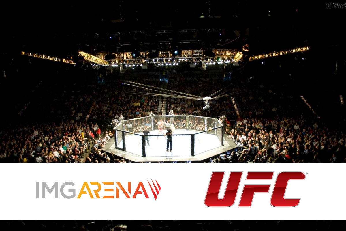 IMG ARENA and UFC to launch UFC's first-ever official live betting products