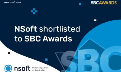 SBC Awards: NSoft shortlisted in two categories