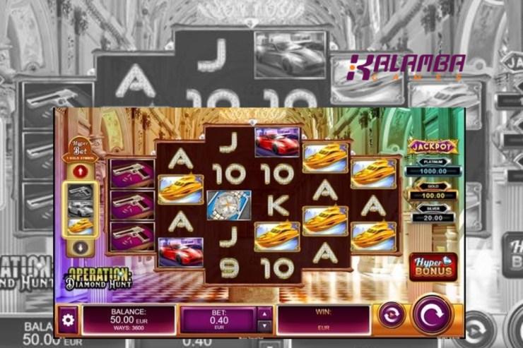 Kalamba Games - Operation: Diamond Hunt