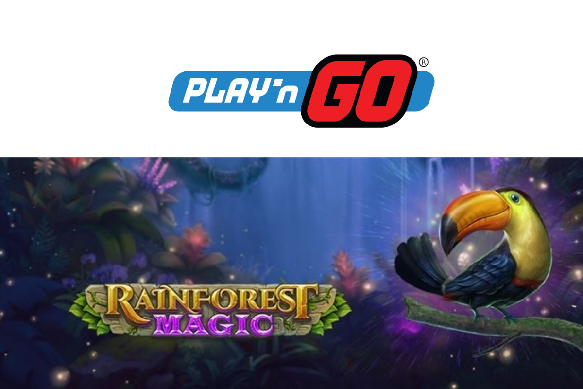 Play'n GO Bring the Magic with Latest Slot Release