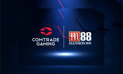 Comtrade Gaming Partners with Mansion88