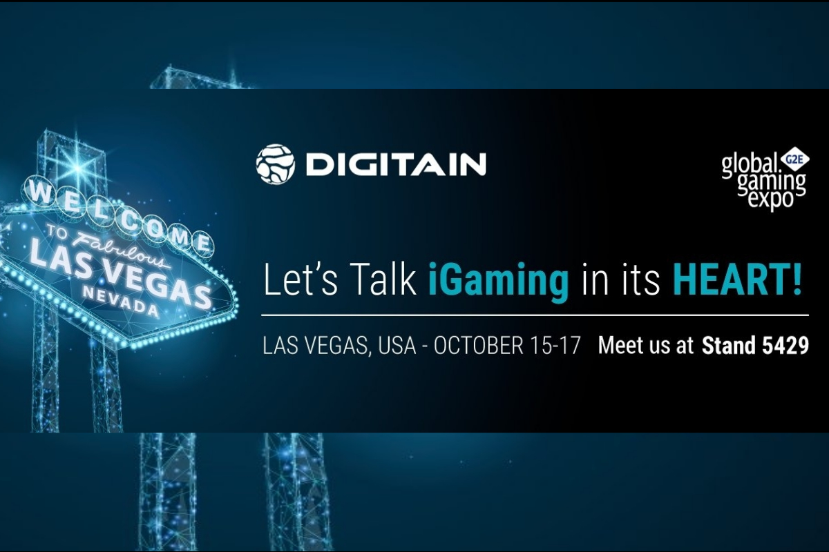 Digitain set to showcase latest U.S. strategy and products at G2E 2019