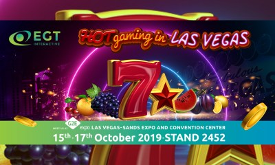EGT Interactive to present its exceptional interactive solutions at G2E Vegas