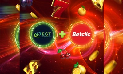 EGT Interactive enters into the Swedish market with Betclic