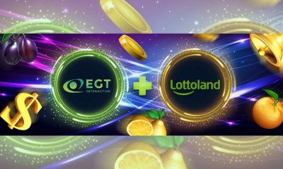 EGT Interactive has partnered with world leading online lotto and casino provider Lottoland