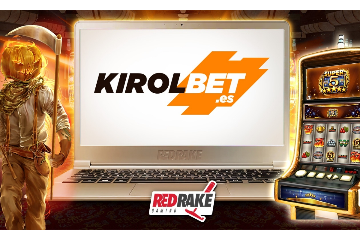 Red Rake Gaming continues expansion in Spain through KIROL Group