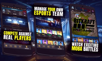 META Games, the Creators of Mobile Esports Management Simulators, Closes a $2 Million Seed Round Led by BITKRAFT Esports Ventures