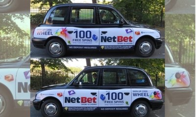 NetBet Launches Taxi Campaign