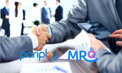 Pariplay Announces Partnership with MrQ