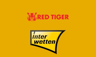 Red Tiger goes live with Interwetten