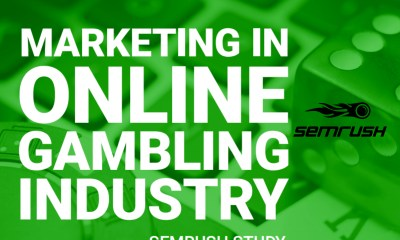 SEMrush Publishes Guide to Digital Marketing in Online Gambling Industry