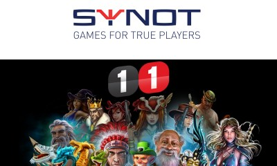 Synot Games Signs Deal with Latvian Operator 11.lv