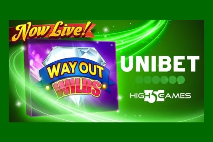 High 5 Games and Relax Gaming roll out Way Out Wilds with Unibet