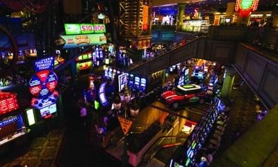 Nevada Gambling Win in September Tops $1 Billion