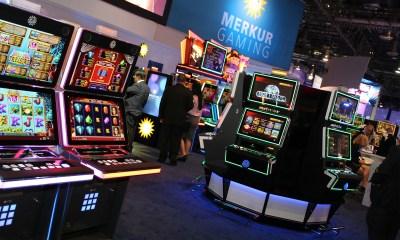 Merkur Gaming Displays Treasure Link at 12th Edition of BEGE