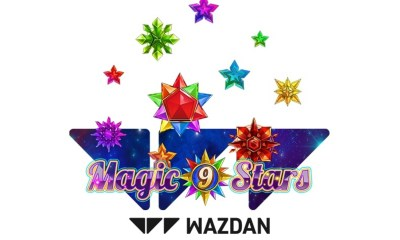 Wazdan's Beloved Slot Series, Magic Stars, Receives a New Star Game with Magic Stars 9