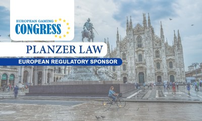 PLANZER LAW announced as European Regulatory Sponsor at EGC2019 Milan