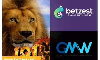 Online Casino and Sportsbook BETZEST™ goes live with GMW™
