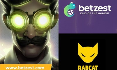 Betzest™ goes Live with Rabcat Gaming