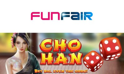 FunFair looks East with Cho Han third-party launch