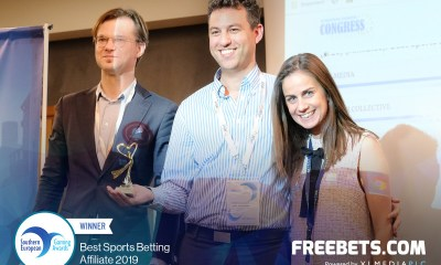 Top of the League: Freebets.com Scoop Best Sports Betting Affiliate 2019