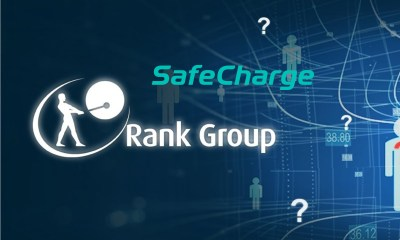 The Rank Group Selects SafeCharge for Seamless Digital Identity Verification