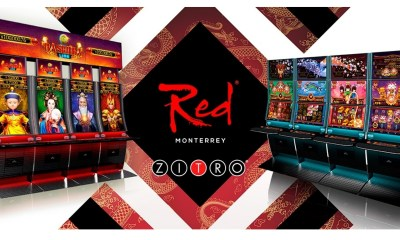 Zitro's World Novelties, Illusion And Allure, Are In Red Casino