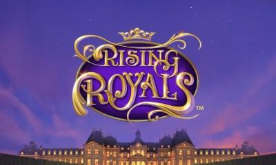 Microgaming - Rising Royals Slot