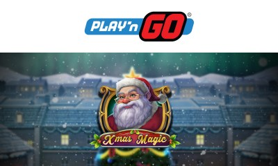 Christmas Comes Early in Play'n GO Slot Xmas Magic!