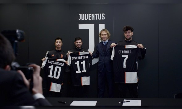 Juventus Enters into the World of eSports