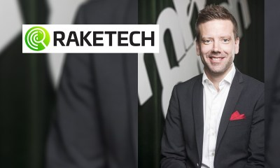 Raketech Appoints Oskar Mühlbach as its President and CEO