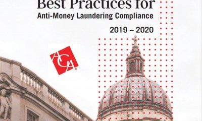 American Gaming Association Updates Anti-Money Laundering Best Practices, Reinforces Industry Commitment to AML Compliance