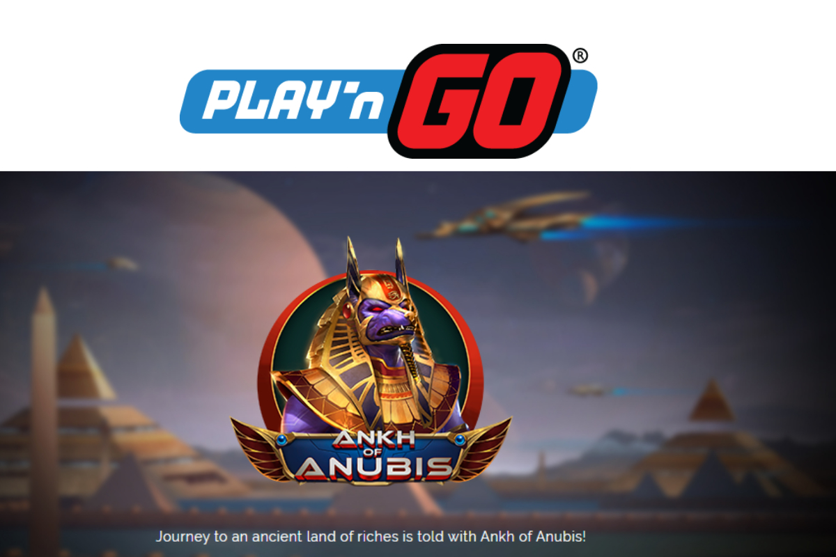 Play'n GO Return to Egypt With New Slot Ankh of Anubis