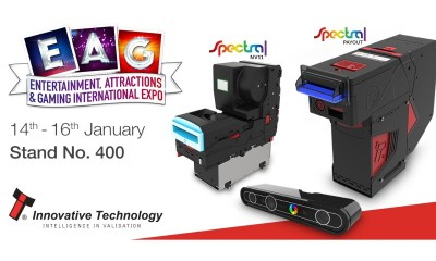ICU and Spectral technology take centre stage at EAG 2020