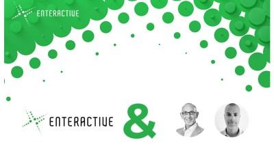 Enrico Bradamante & Christian Rajter to join Enteractive Board