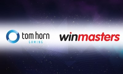 Tom Horn suite of games live with winmasters
