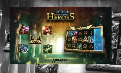 Kalamba Games' Temple of Heroes