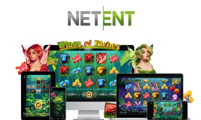 NetEnt casts a magic spell with Wings of Riches™