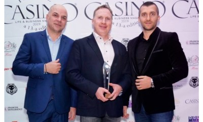 BMM Testlabs Named as Best Lab in Romania 2nd Year in a Row by Casino Life and Business Magazine