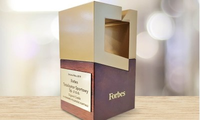"""Totalizator Sportowy Wins Forbes Award in """"Change of the Year"""" Category"""
