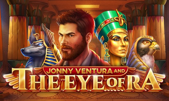 Pariplay's New 'Jonny Ventura and The Eye of Ra' Slot Invites Players on an Egyptian Excursion
