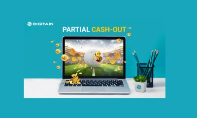 Digitain to launch all new sportsbook Partial Cash-Out feature