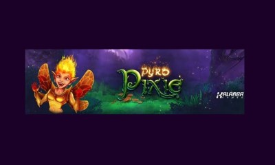 Enter the enchanted forest with Kalamba Games' Pyro Pixie