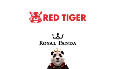 Red Tiger goes live with Royal Panda