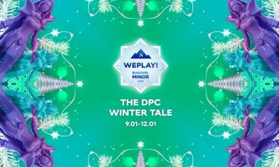WePlay! Bukovel Minor 2020 Qualifier Talent Lineup