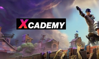 Gamers can Learn to Become Successful Fortnite Players and Pro-Gamers with Xcademy