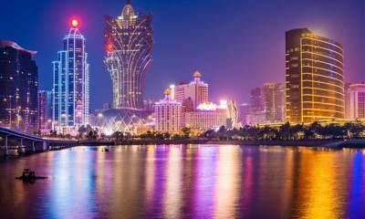 Macau Casino Stocks Fall on Coronavirus Fears