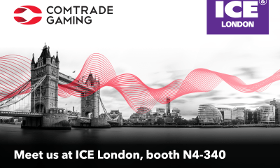 Comtrade Gaming to Present Latest Technology Innovation at ICE London 2020